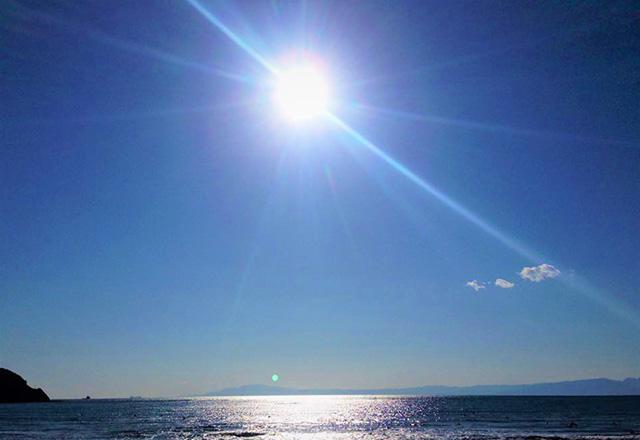湘南の海でSUP初体験!(神奈川県)