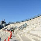 30°の傾斜、ファンなら大丈夫? 2019年シーズンに向けた横浜スタジアムの工事進捗をレポート!