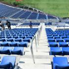 横浜スタジアムの「ウィング席」が完成、車椅子席も増席! 30°の傾斜、ファンならきっと大丈夫!