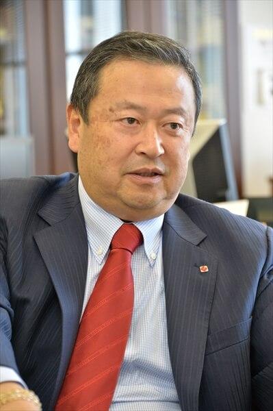 江戸清の歴史を語る社長