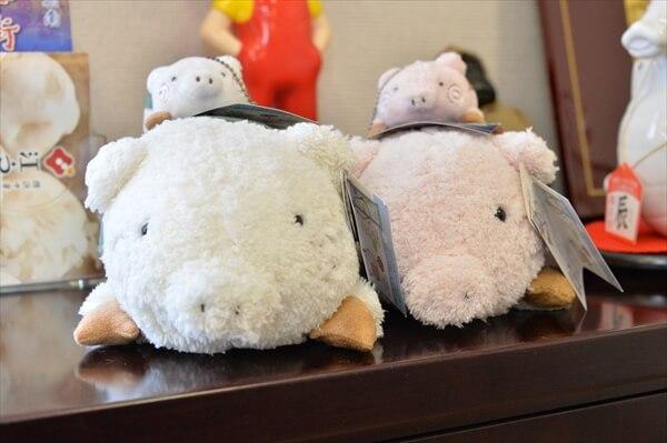 豚まんの食べ歩きで有名な江戸清