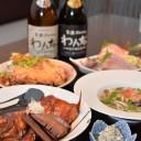 伊豆の海の旨い魚を味わいながら 落ち着いた大人の時間を満喫できる「お魚Diningわんだ」