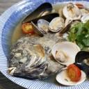 恵比寿の人気バルが元町に! 魚を洋の風でおしゃれにドレスアップした、創作魚料理店「onfish!」