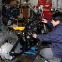 バイクを知り尽くした研究所? ネットや他店で購入した車両の整備も大歓迎! 「バイクラボラトリー」