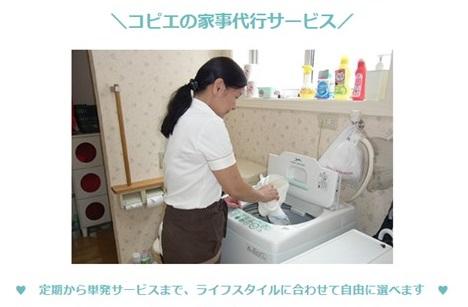 コピエ_家事サービス