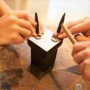 不器用でも完璧に作れるの!? 指輪が手作りできる「ジュエリースミス」で結婚指輪作りに挑戦