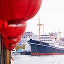 みなとみらいの絶景を独り占め。絶品料理とサービスが魅力の「屋形船すずよし」で最高の横浜クルージングを