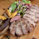 「鎌倉野菜」や「ジビエ」などの素材にこだわった本格イタリアンを楽しめる上大岡のトラットリア!