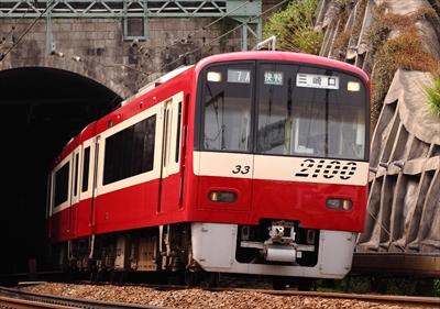 「京急ウィング号」が県内利用者数ナンバーワンの横浜駅を ...