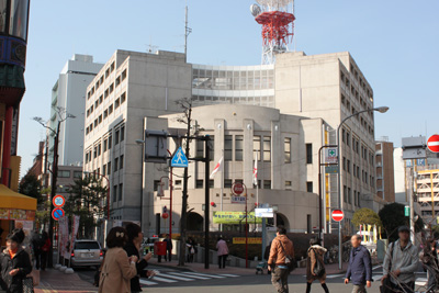 加賀町警察署は、なぜ名前を変え...