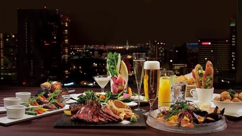 「横浜ベイシェラトンホテル」の最上階で「横浜スターライト ビアフェスタ」開催!