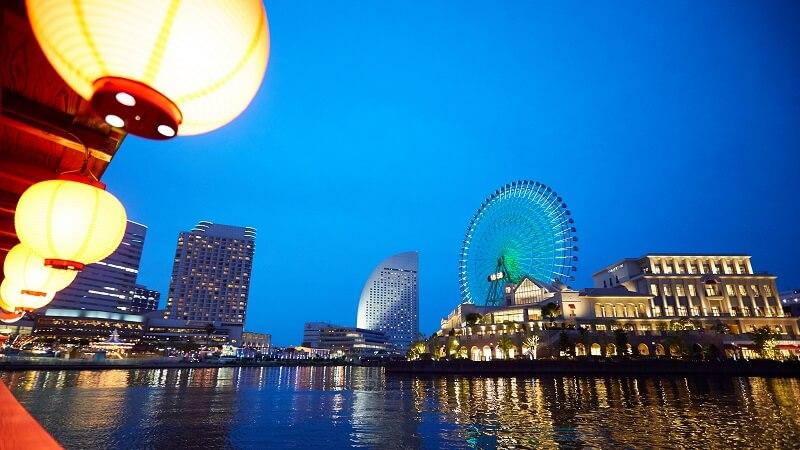 屋形船は2人からOK?「屋形船すずよし」で横浜の夜景を満喫