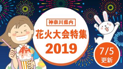 【2019最新版】令和の夏がやってくる!神奈川県の花火大会情報UP