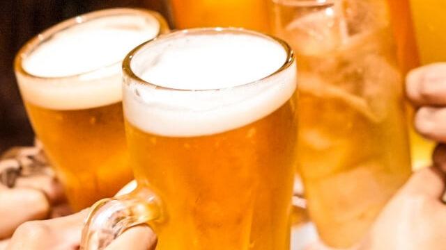 秋もやってるビアガーデンあるよ!涼しい夜風にビールもすすむ♪