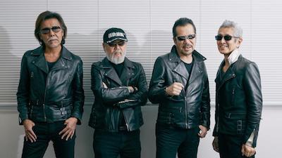 36年ぶりに完全復活「横浜銀蝿 40th」。オリジナルメンバーで再結成!