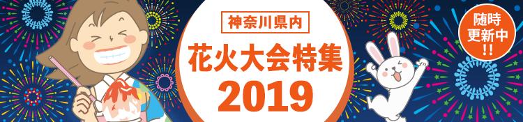神奈川県内花火大会特集2019年