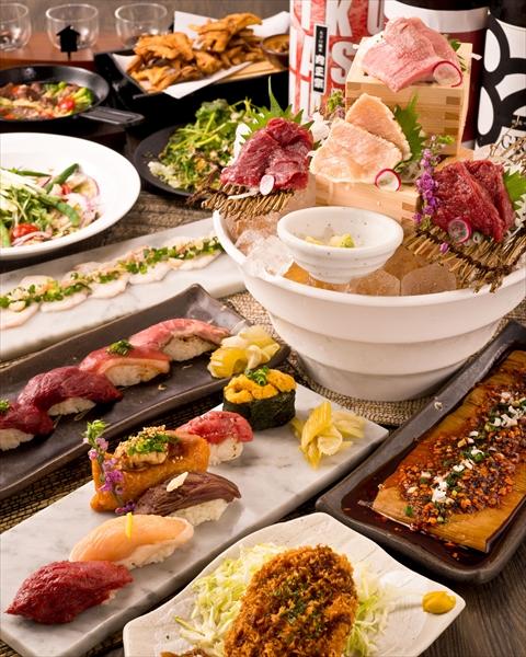 上大岡 肉寿司