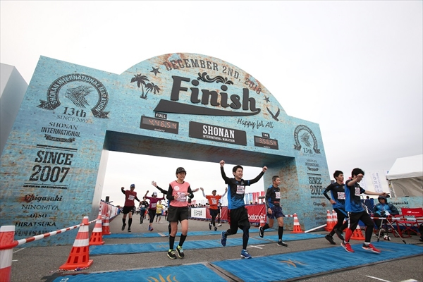 第14回湘南国際マラソン