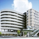 「JR横浜鶴屋町ビル」が6月5日開業! 「JR横浜タワー」と歩行者デッキでつながる