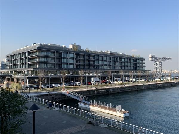 横浜 ハンマー ヘッド 場所