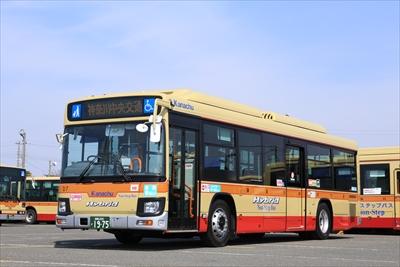 神奈川 中央 交通 バス 運行 状況