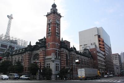 古い建物が残る街を巡る、はま旅Vol.95「日本大通り編」 [は