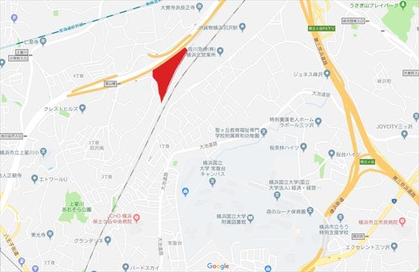 相鉄・JR直通線の新駅「羽沢横浜国大(仮)」現状を調査