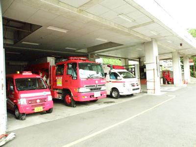 消防 出動 横浜 【フェリエ ドゥ横浜鴨居】~消防訓練~