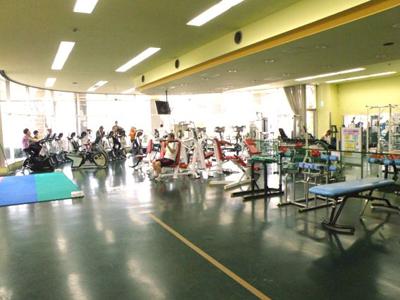 横浜市鶴見スポーツセンターの画像